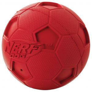 NERF  4in Large Soccer Squeak Ball