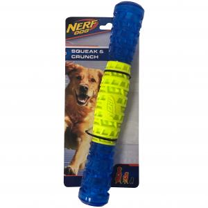 NERF  11.5in Exo Squeak & Crunch Stick