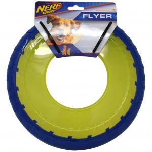 NERF  10in Overmolded Tpr Tire Flyer