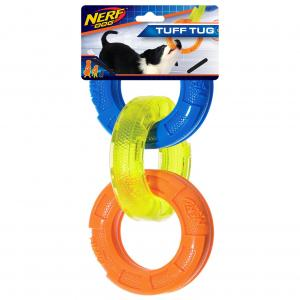 NERF  7.5in Tpr 3 Ring Tug