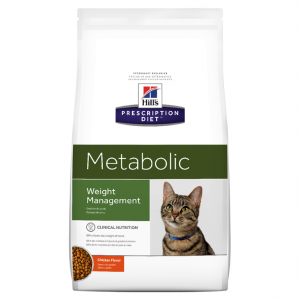 Hill's VET Hill's Prescription Diet Metabolic Weight Management Dry Cat Food 3.85kg