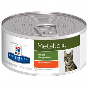 Hill's VET Hill's Prescription Diet Metabolic Weight Management Canned Cat Food - 156g