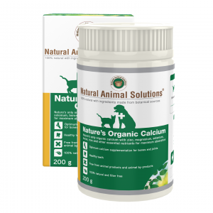 NAS  Natures Calcium 200gm