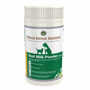 NAS  Goat Milk Powder 400gm