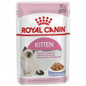 Royal Canin  Kitten Instinctive In Jelly - 85gm