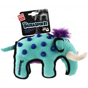 GIGWI  Duraspikes Durable Elephant Blue