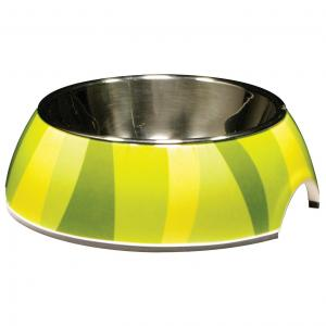 Catit 2 In 1 - Durable Cat Bowl - Jungle Stripes 160ml