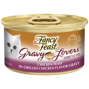 Fancy Feast  Gravy Lovers Chichen Feast 85g