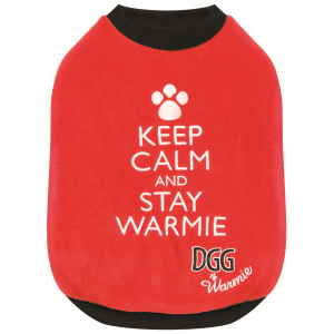 DGG Keep Calm Warmie Small
