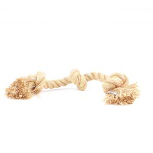 Beco Things Becothings - Jungle Triple Knot Rope - Eco Friendly Dog Toy