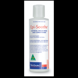 Virbac Epi Soothe Rinse & Cond 237ml