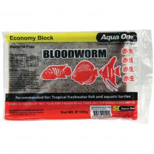 Aqua One Ao Bloodworm Flat Pack Kongs 100g