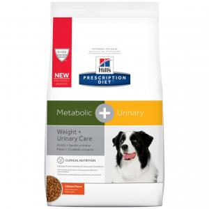 Hill's VET Hill's Prescription Diet Metabolic + Urinary Dry Dog Food 3.85kg