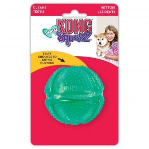 KONG  Squeezz Dental Ball