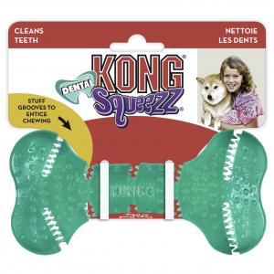 KONG  Squeezz Dental Bone