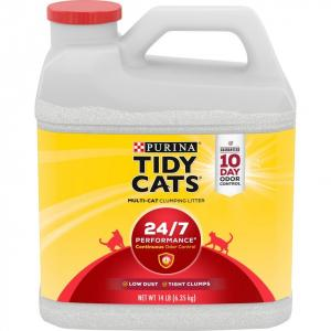 TIDY CAT S Performance Clumping Cat Litter Scoop Jug