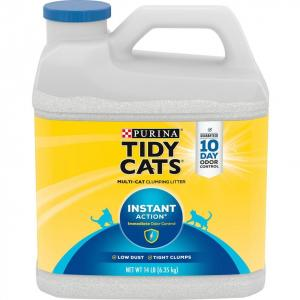 TIDY CAT S Instant Action Clumping Cat Litter Scoop Jug