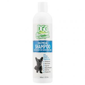 DGG  Natural Therapy Oatmeal Shampoo - 400ml