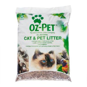Oz-Pet  All Natural Pet & Cat Litter 10kg