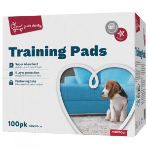 Yours Droolly Toilet Training Pads 100 pack