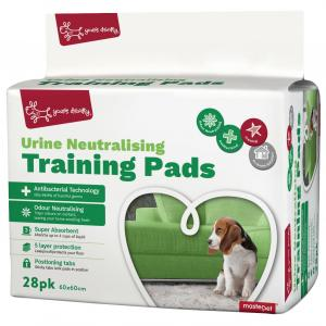 Yours Droolly Anti Bacterial And No Smell - Toilet Training Pads 28 pack