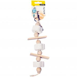 Avi One  Wooden Blocks & Pumice With Rope