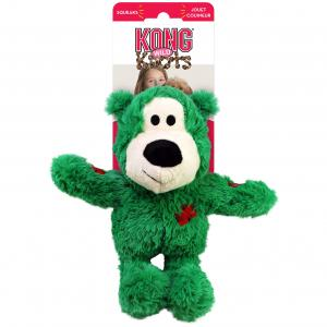 KONG  Holiday Wild Knots Bear Assorted