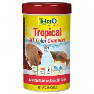 Tetra Color Tropical Granules