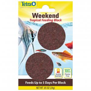 Tetra Weekend Gel Block 24g 5 Day Feeder