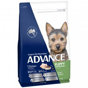 Advance  Toy & Small Breed Puppy Plus Chicken Dry Dog Food