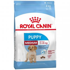 Royal Canin  Medium Breed Puppy Chicken Dry Dog Food