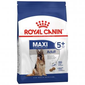 Royal Canin  Maxi Large Breed Adult 5+ Chicken Dry Dog Food 15kg