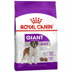 Royal Canin  Giant Adult Chicken Dry Dog Food 15kg