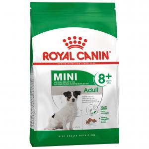 Royal Canin  Mini Adult 8+ Dry Dog Food 2kg