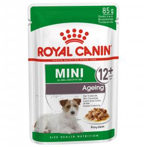 Royal Canin  Mini Ageing Senior Wet Dog Food 85g