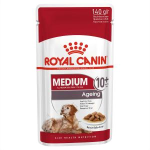 Royal Canin  Medium Ageing Senior Wet Dog Food 140g