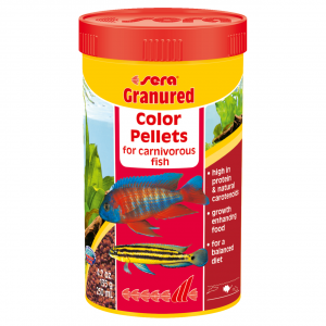 Sera  Granured Color Granules 135g