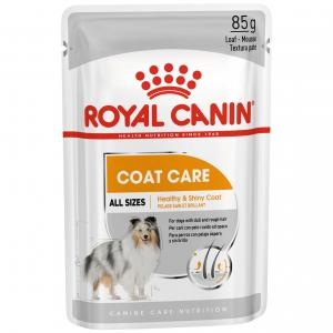 Royal Canin  Coat Care Adult Loaf Wet Dog Food
