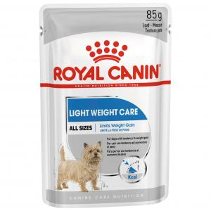 Royal Canin  Light Weight Care Adult Loaf Wet Dog Food