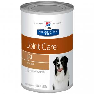 Hill's Prescription Diet j/d Joint Care Canned Dog Food 370g