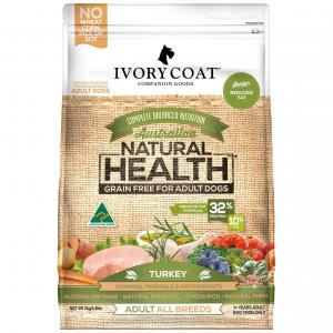 Ivory Coat Grain Free Fat Reduced Senior Turkey Dry Dog Food