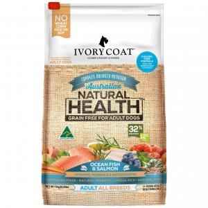 Ivory Coat Grain Free Adult Ocean Fish & Salmon Dry Dog Food