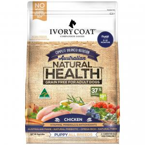 Ivory Coat Grain Free Puppy Chicken Dry Dog Food