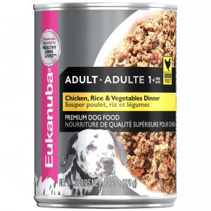 Eukanuba  Adult Chicken Wet Dog Food 374g