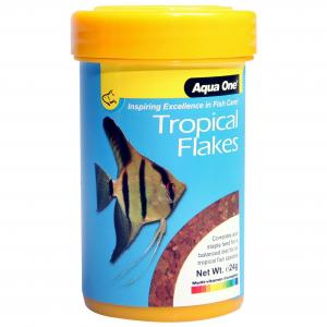 Aqua One Ao Tropical Flake 24g