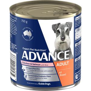 Advance - Adult All Breed - Chicken Salmon and Rice - Canned Dog Food