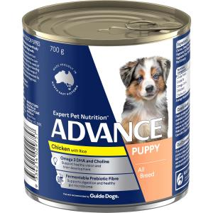 Advance Puppy Chicken & Rice Wet Dog Food