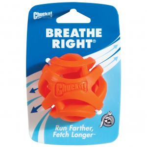 Chuckit  Breathe Right Fetch Ball Dog Toy Medium