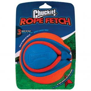 Chuckit  Rope Fetch Dog Toy