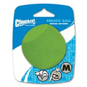 Chuckit  Erratic Ball Dog Toy Medium